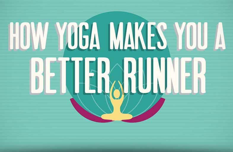 Ako môže jóga pomôcť zlepšiť beh