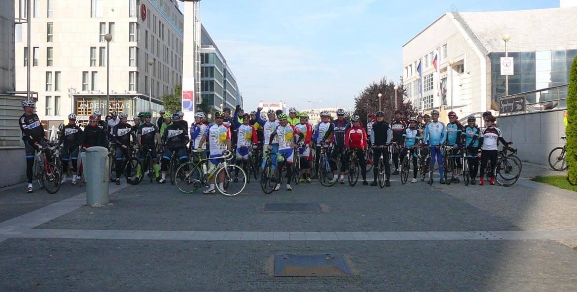 Rozlúčka s cyklistickou sezónou úspešne za nami