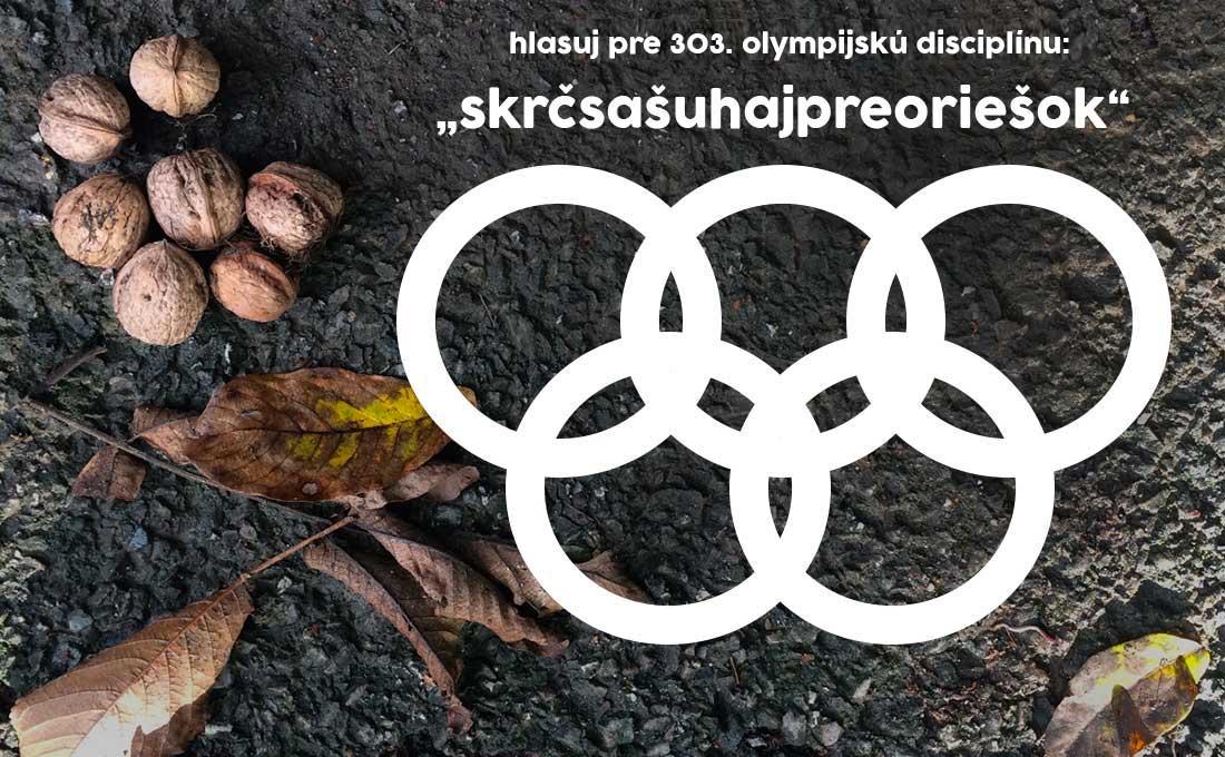 Petícia za novú olympijskú disciplínu je už v plnom prúde