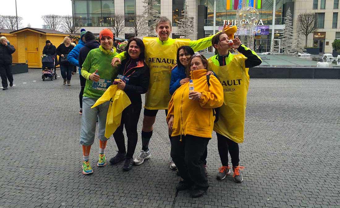 Mikulášsky štvrťmaratón nás preveril