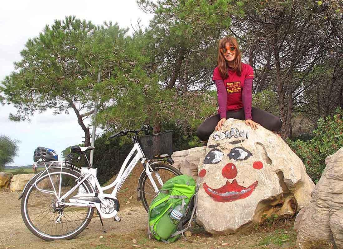 Sardíniou na bicykli, alebo pokojné more kapitána nespraví