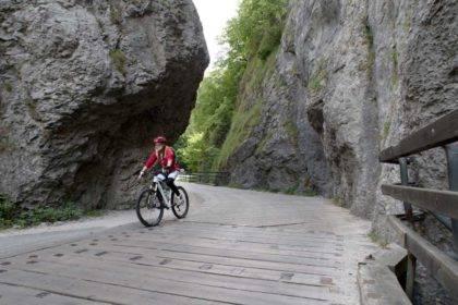 bicyklom z Považskej Bystrice