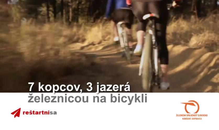 ZSSK: S bicyklom do vlaku. Ako na to?
