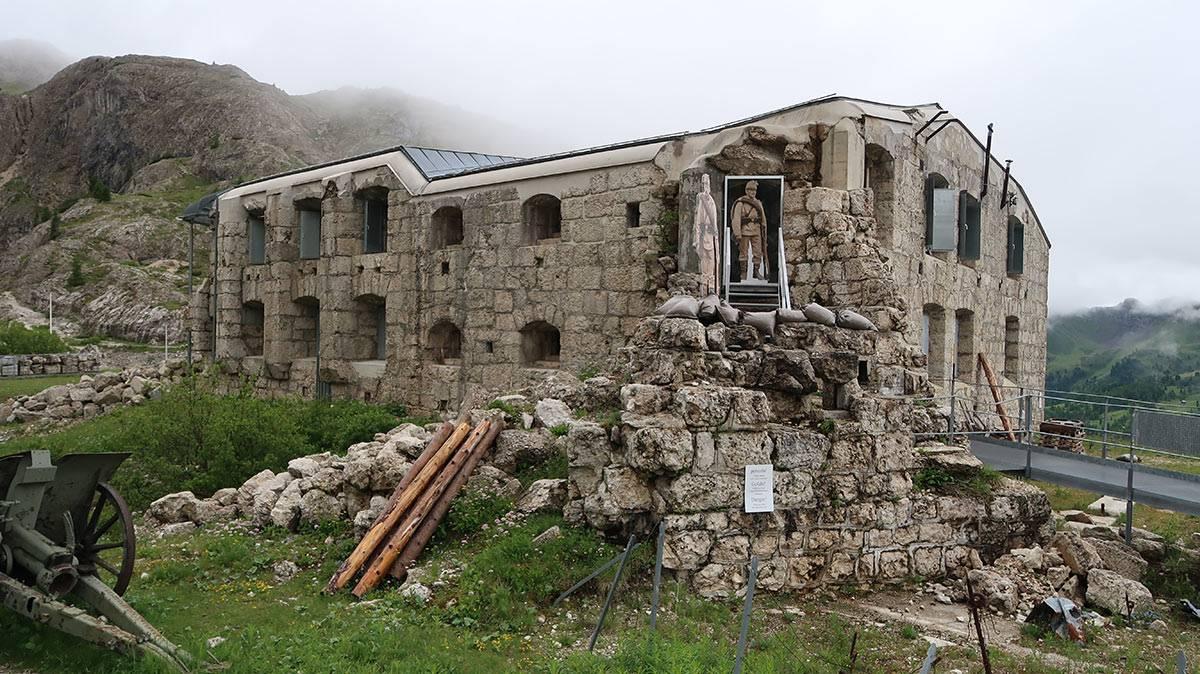 Refugio Valparolo
