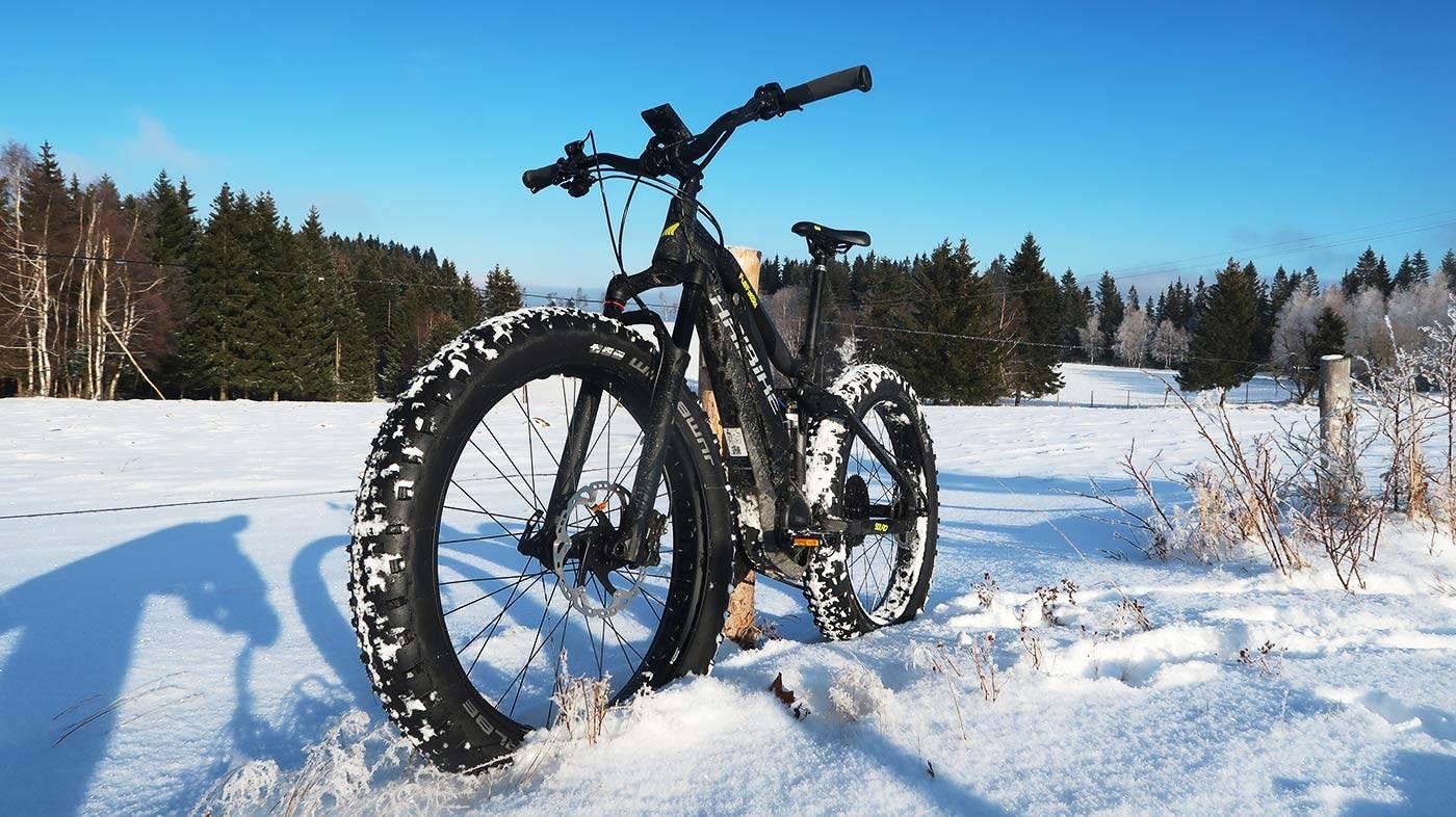 Stronie Śląskie: s fatbikom a bežkami na Kralickom Snežníku