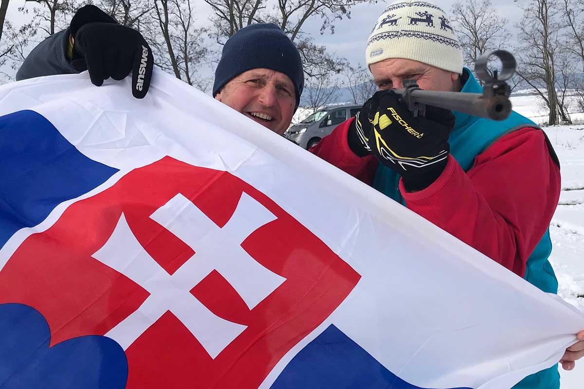 Hornoštitársky biatlon pretek pre Nasťu Kuzminovú