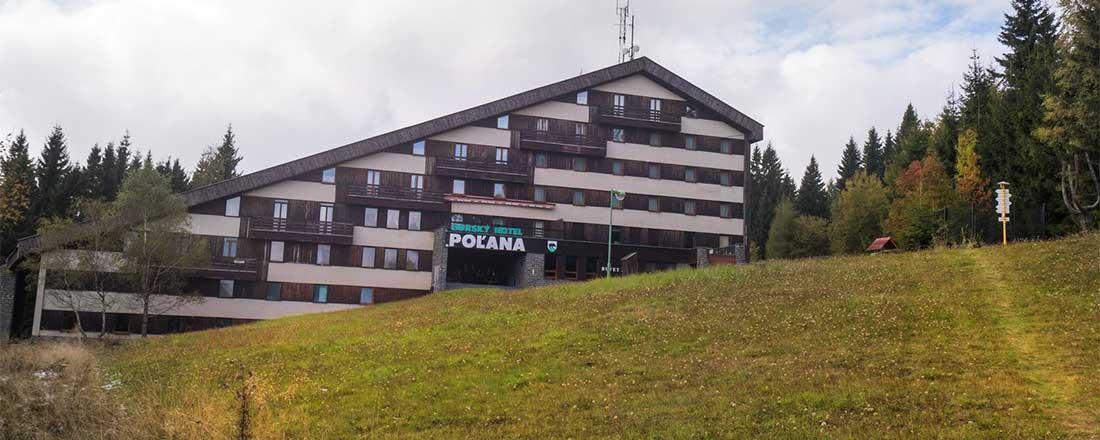Poľana - odporúčané turistické trasy/ cyklotrasy