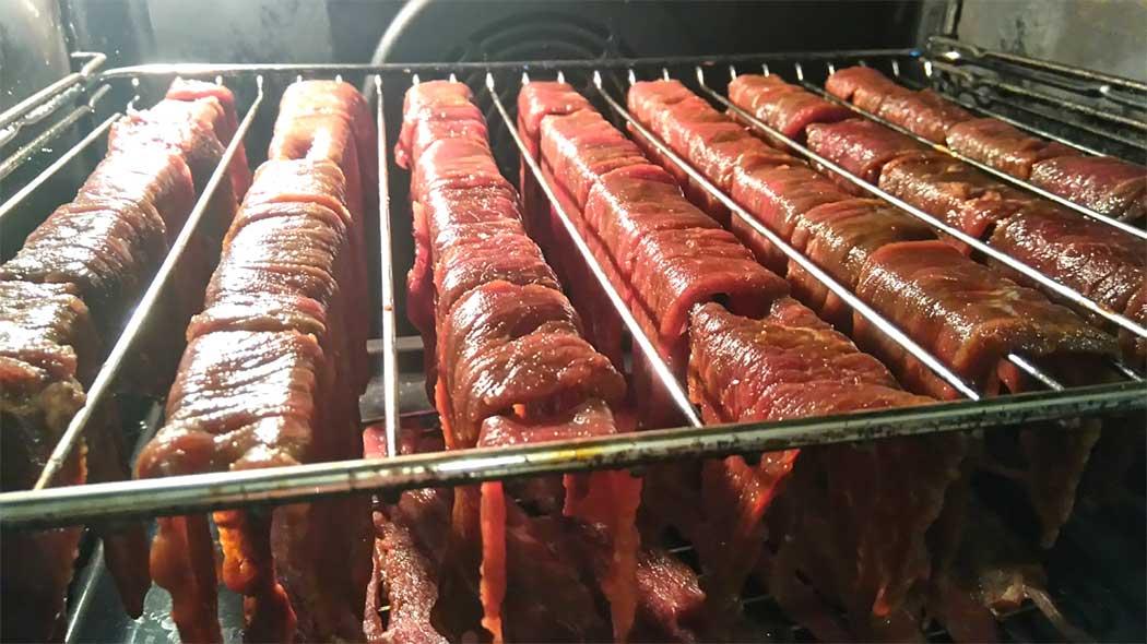 Sušené mäso Meat Jerky