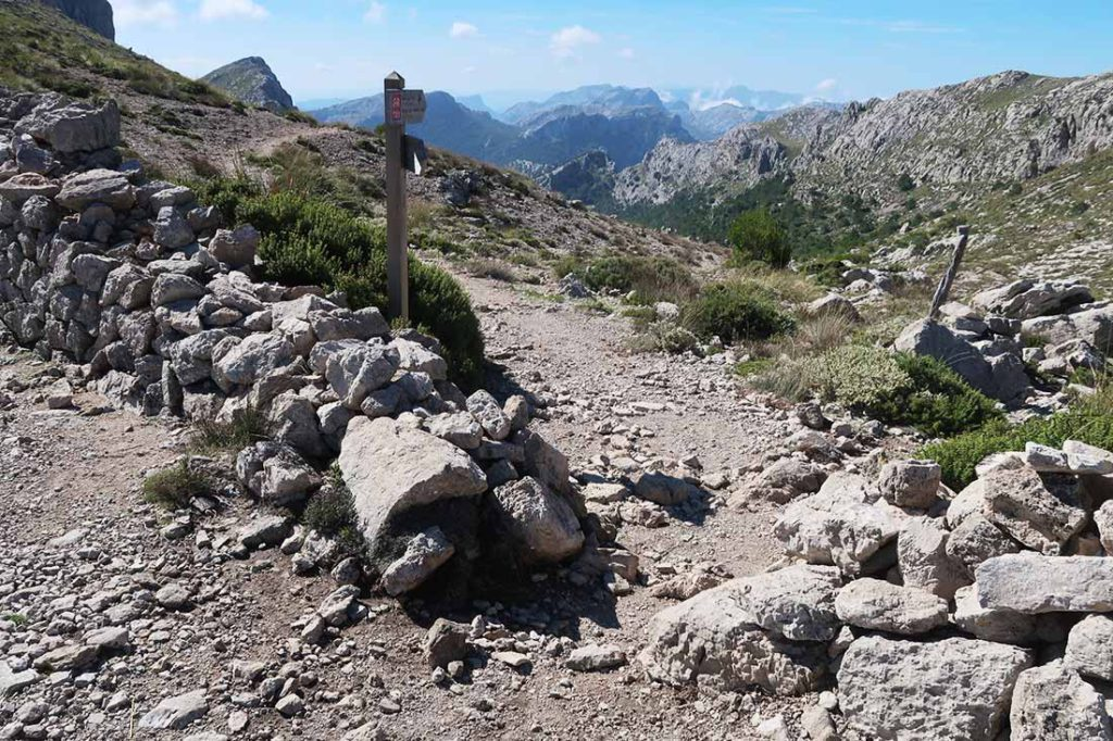 100 km Mallorca trails.
