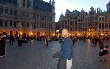 Belgicko - gastronomický Brusel