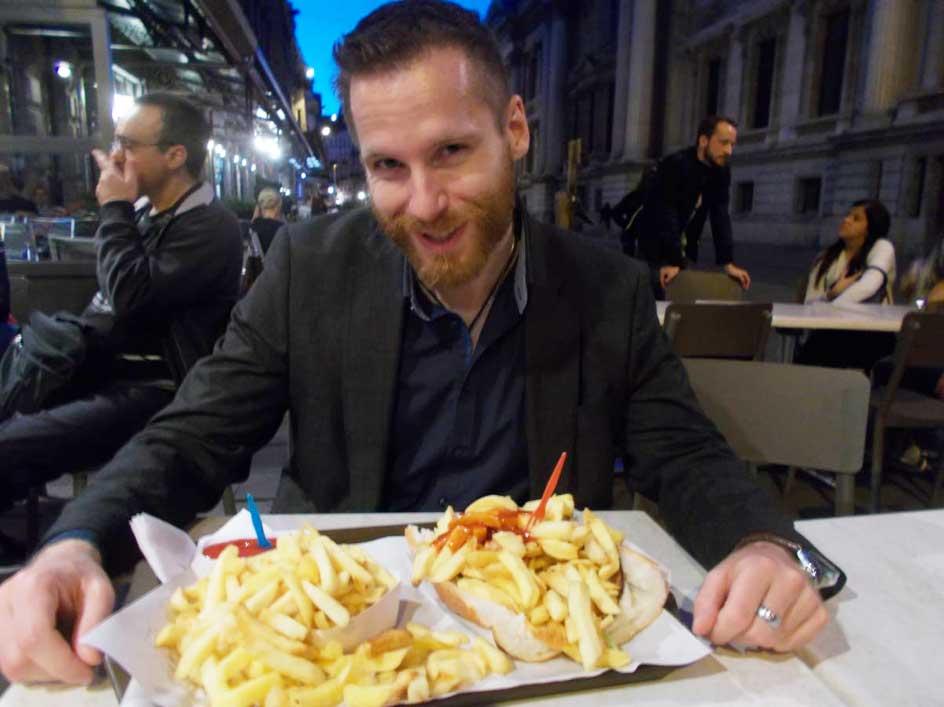 Silvestrovský špeciál: Belgicko – gastronomický Brusel
