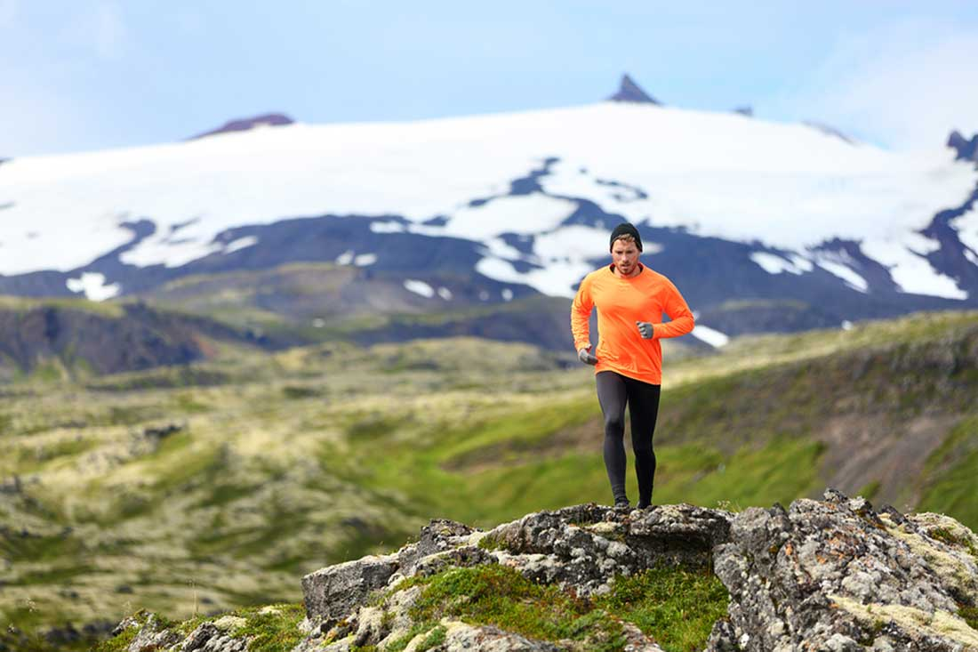 Objemový tréning bežca