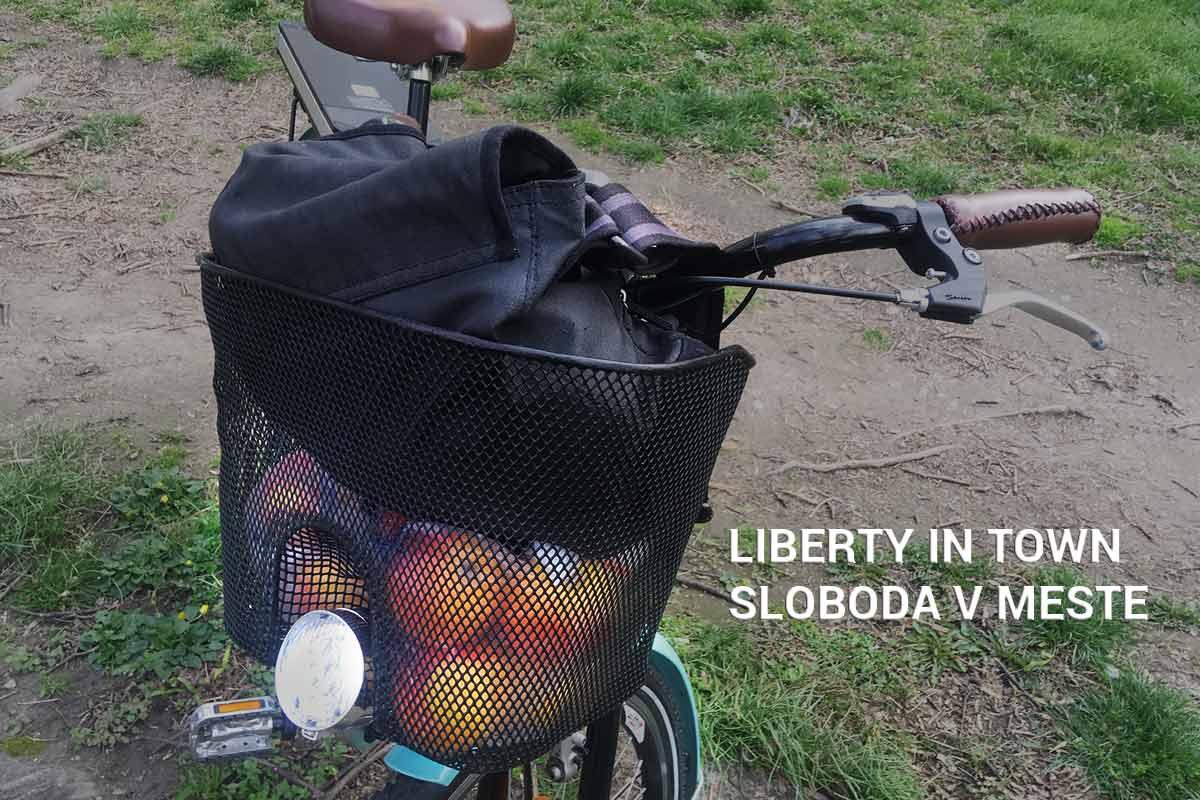Liberty in Town- Sloboda v meste