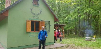 1. ročník Nordic walking Rohožnícka 12