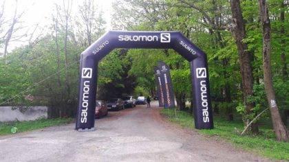 Bežali sme preteky Salomon Baba - Kamzík