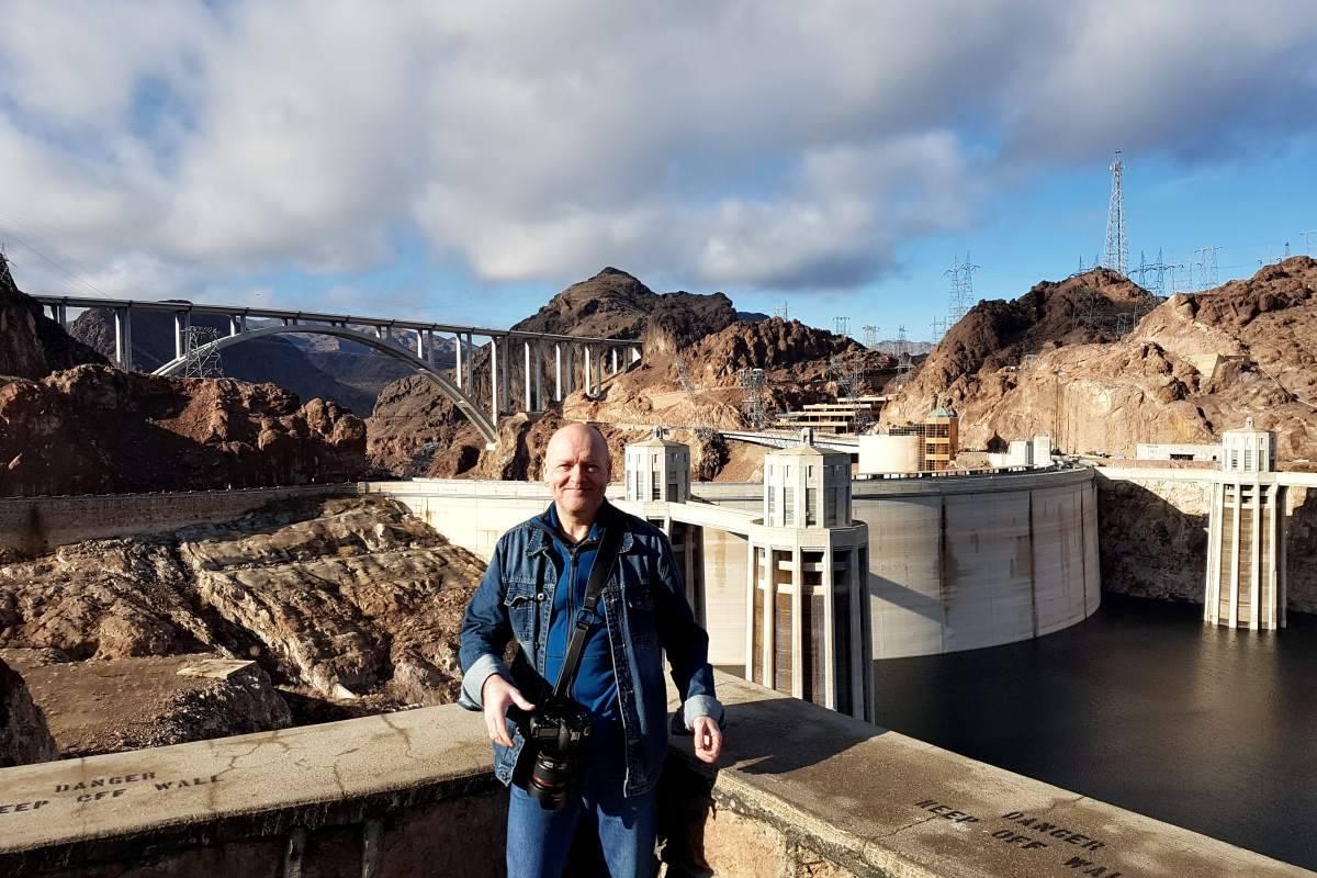 Anryho Amerika: Hoover Dam