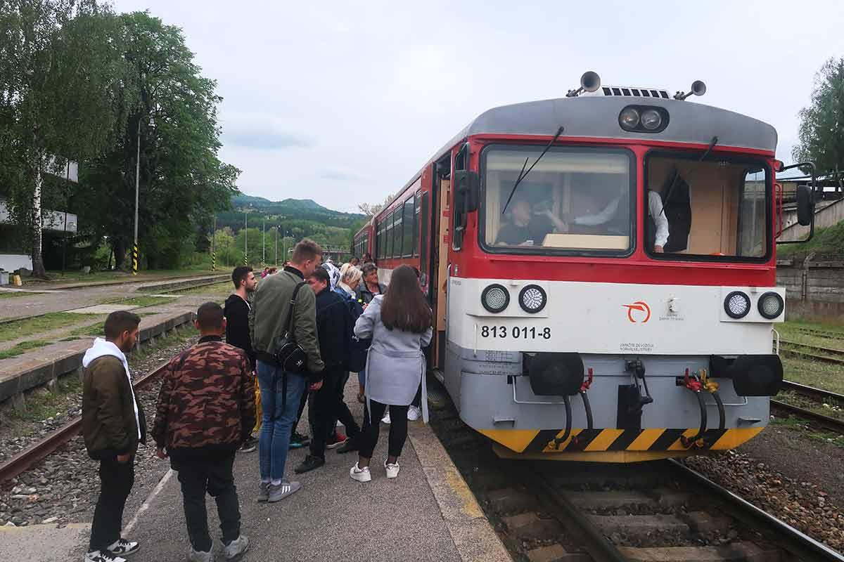 Spoznávajte vlakom celé Slovensko: ZSSK zavádza mimoriadne letné vlaky na tých najkrajších trasách