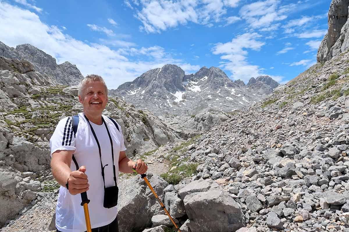 Picos de Europa: strecha Španielska 1