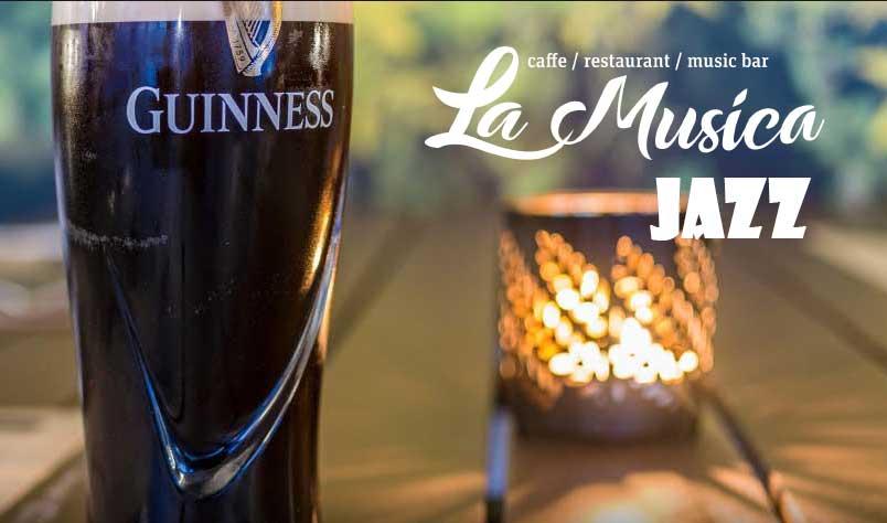 La Musica – Jazzové koncerty na Piešťanskej Sĺňave