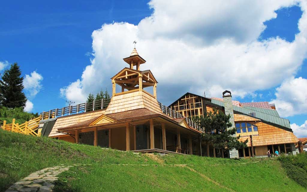 Soláň Horský hotel