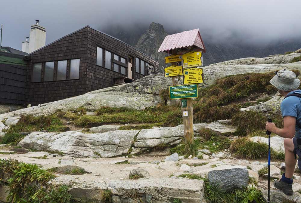 Kvíz: Poznáte turistické chaty vo Vysokých Tatrách? Otestujte sa.