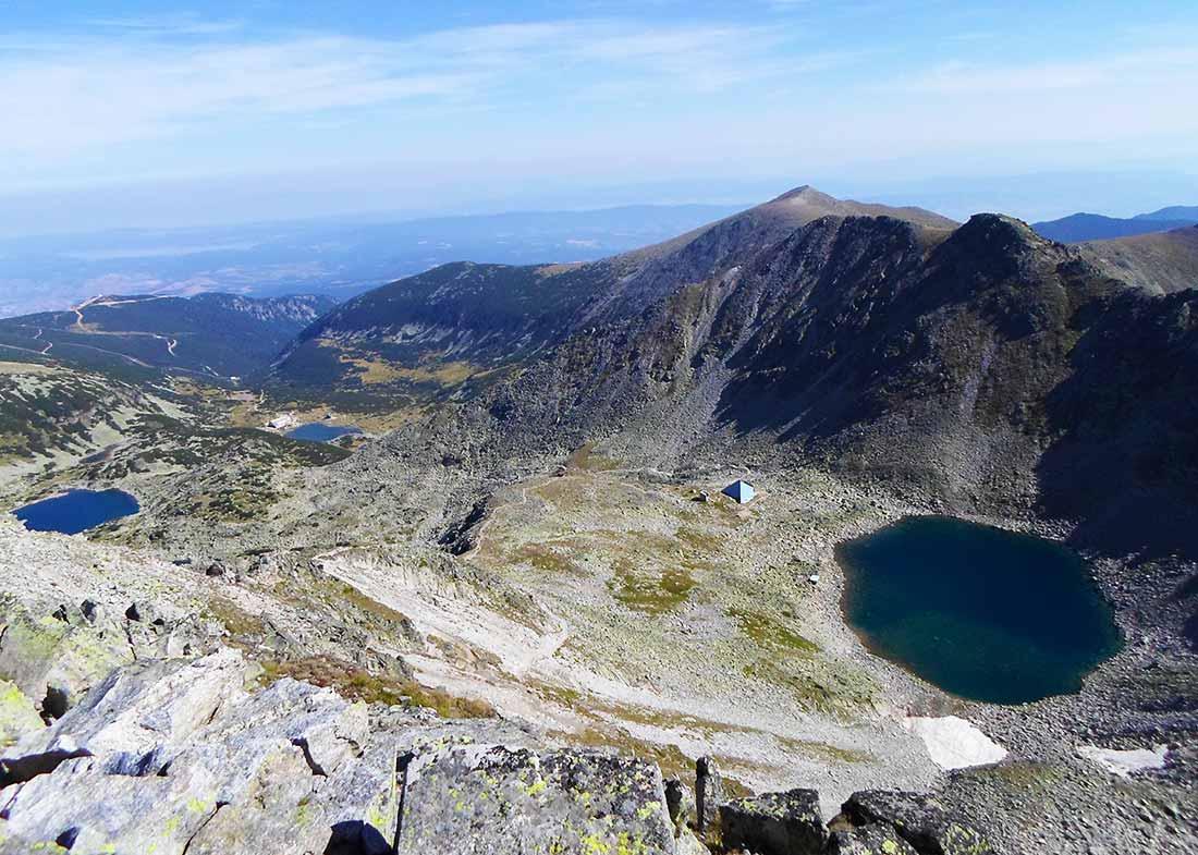 4 dni, 4 štáty, 4 najvyššie vrcholy: časť 2 Bulharsko, Grécko