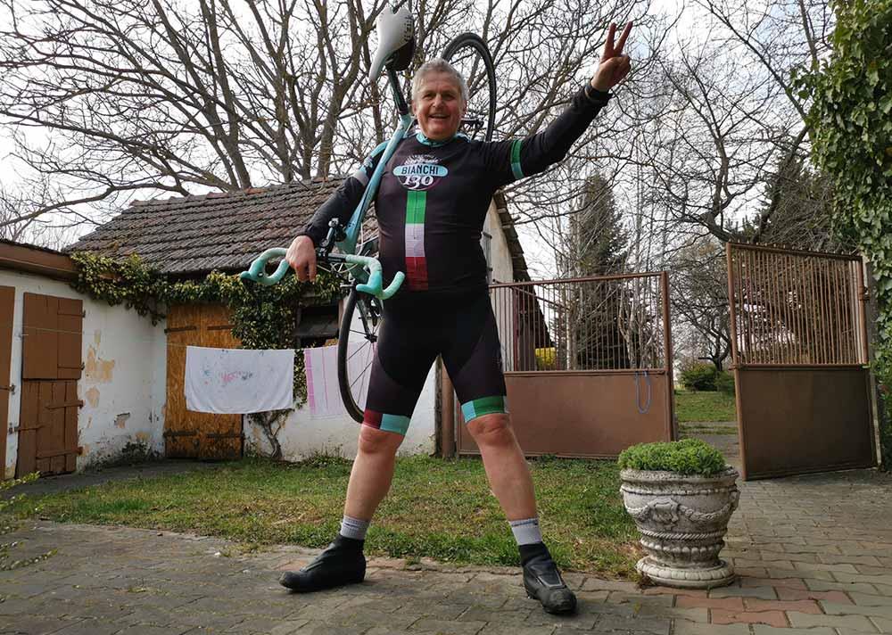 Čože je to päťdesiatka, alebo životné jubileum môjho kamaráta Bianchi Infinito