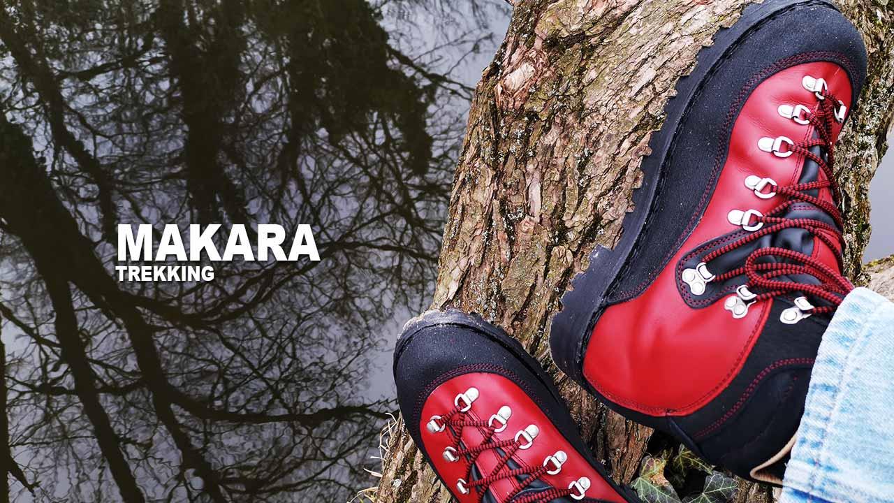 Makara Trekking- ako sa šije bota na celý život