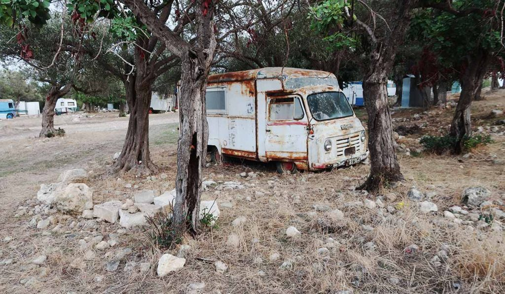 100km Cyprus trails: Paphos