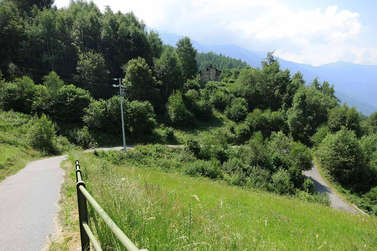 Mortirolo Pass: cyklistické peklo Bormia