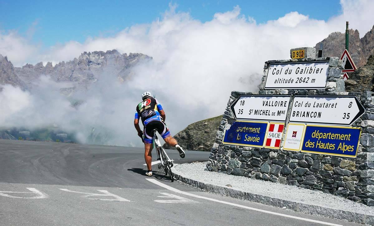 Rosé na Col du Galibier: cyklovýšľap cez legendárny priesmyk