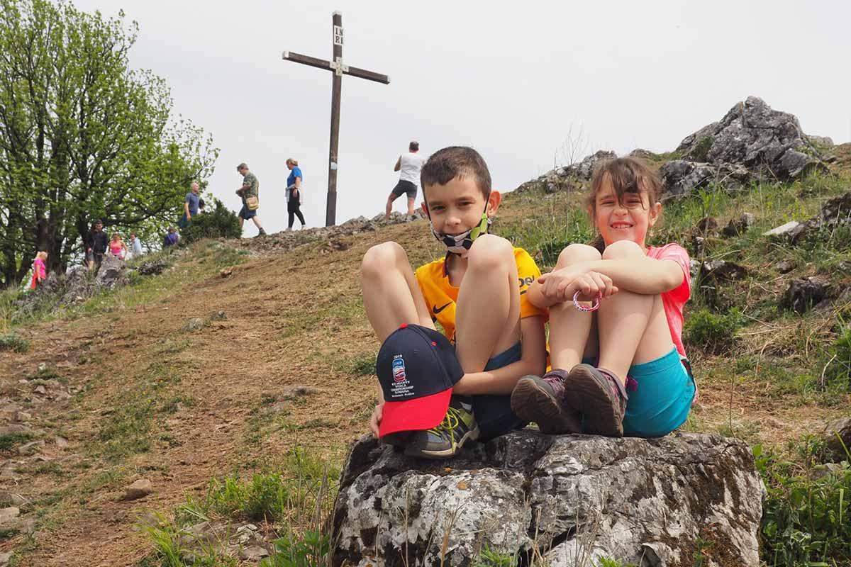 Rodinný výlet na Vysokú