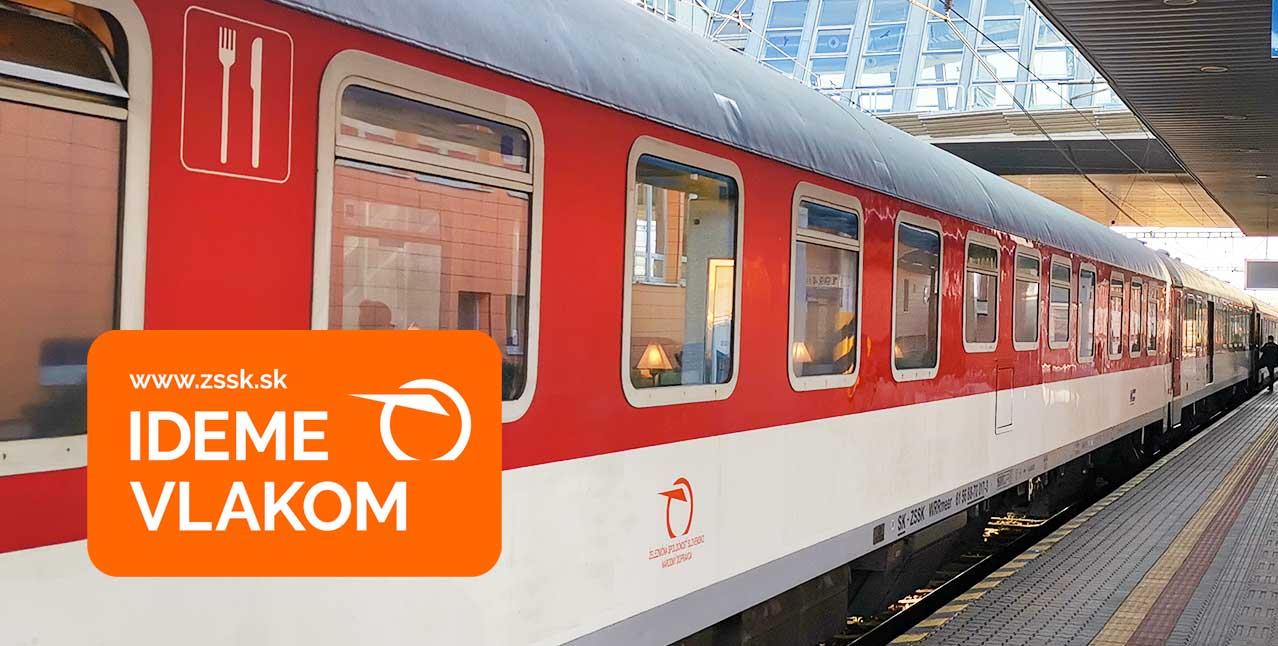 vlakom na výlet