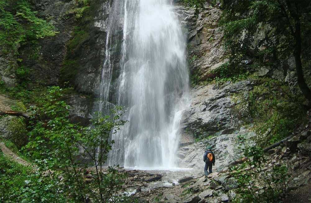 Vodopády v okolí Žiliny a Malej Fatry