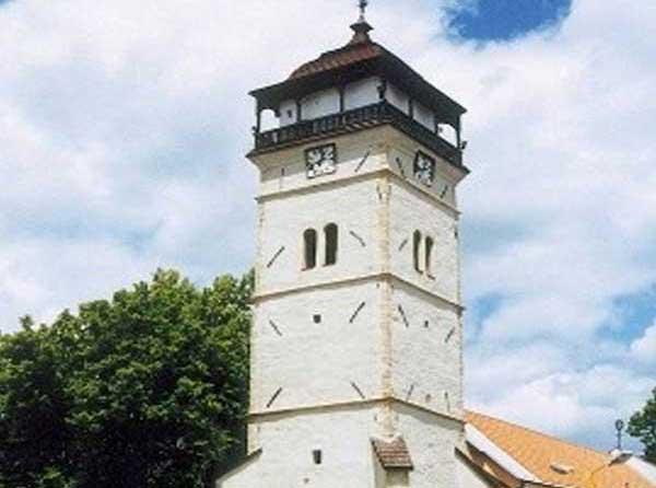 Strážna veža, vyhliadka