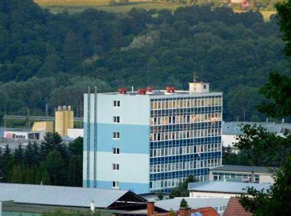 Turistický ubytovňa SOŠ Žarnovica