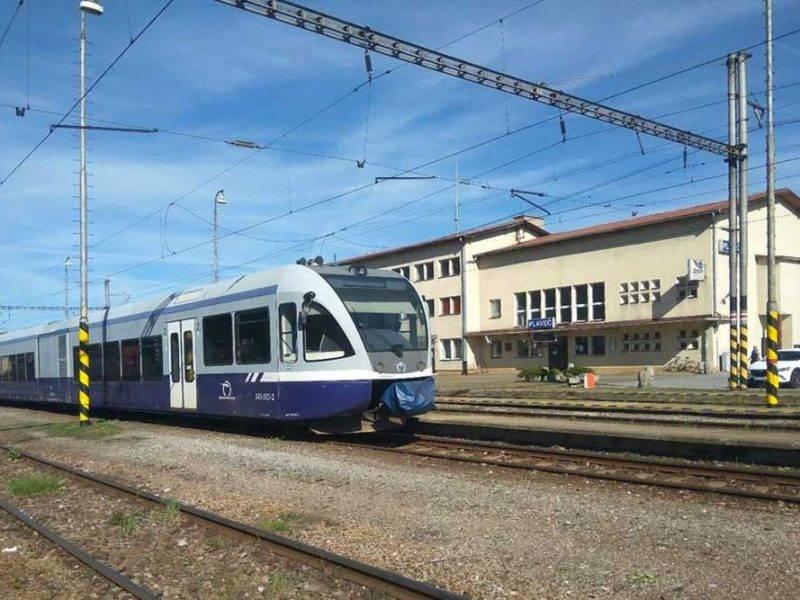 Objav Starú Ľubovňu vlakom ZSSK