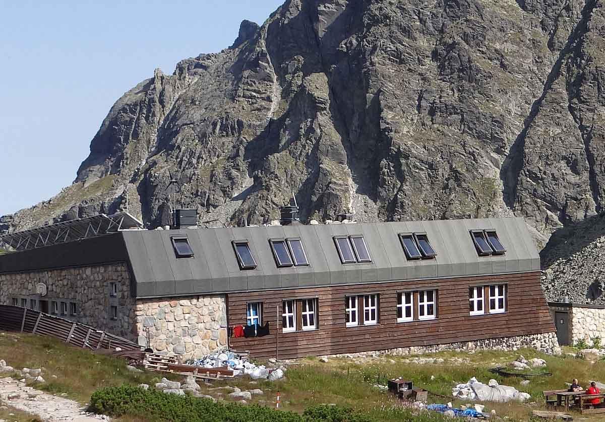 Zbojnícka chata Vysoké tatry