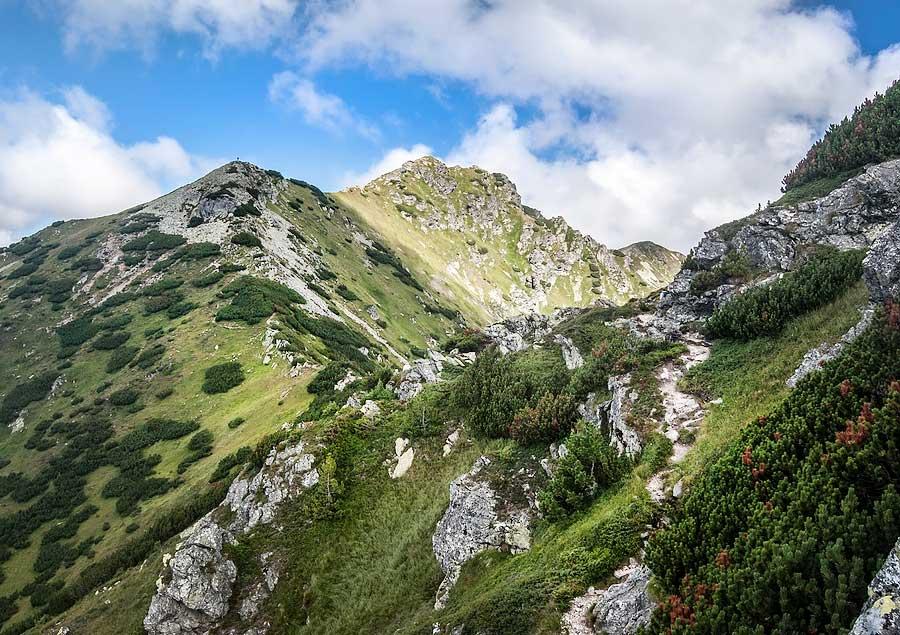 Ostredok Západné Tatry