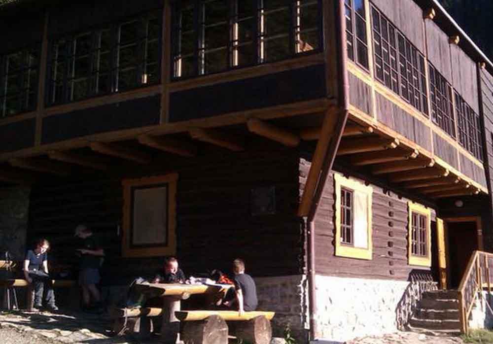 Prehľadný zoznam: Turistické chaty vo Vysokých Tatrách