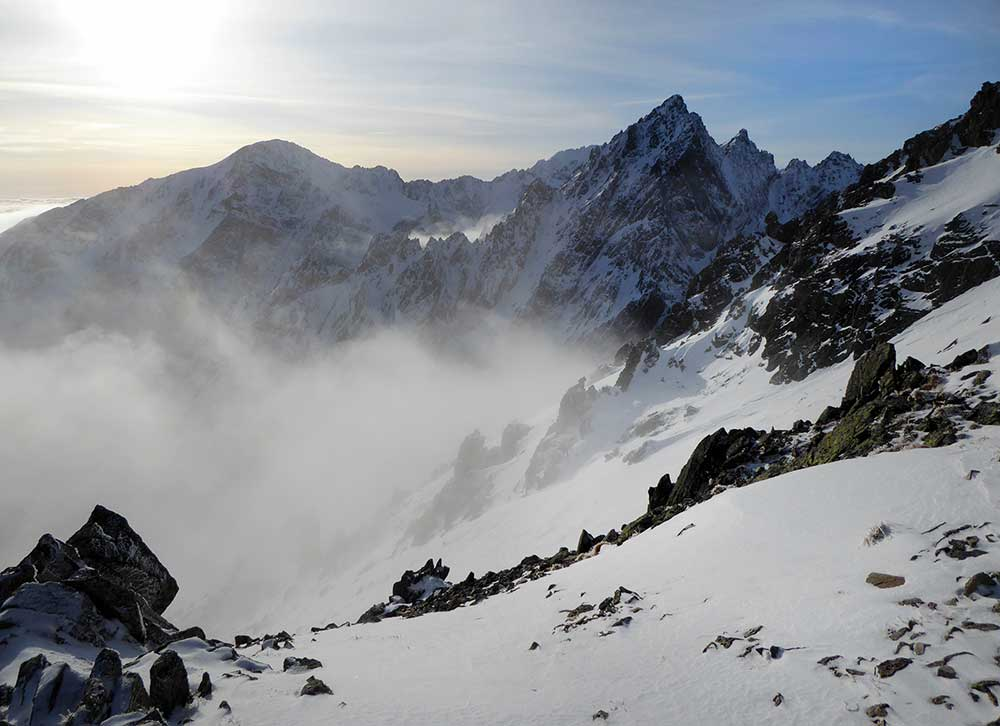 Kvíz: Vysokotatranské hrebene, otestuj sa
