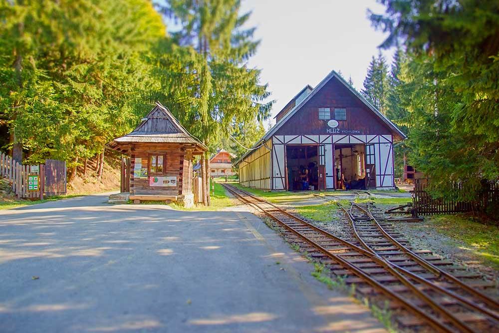 Nová Bystrica turistické trasy/ cyklotrasy