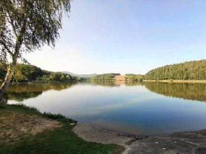 Duchonka Tesáre Kulháň turistické trasy/ cyklotrasy
