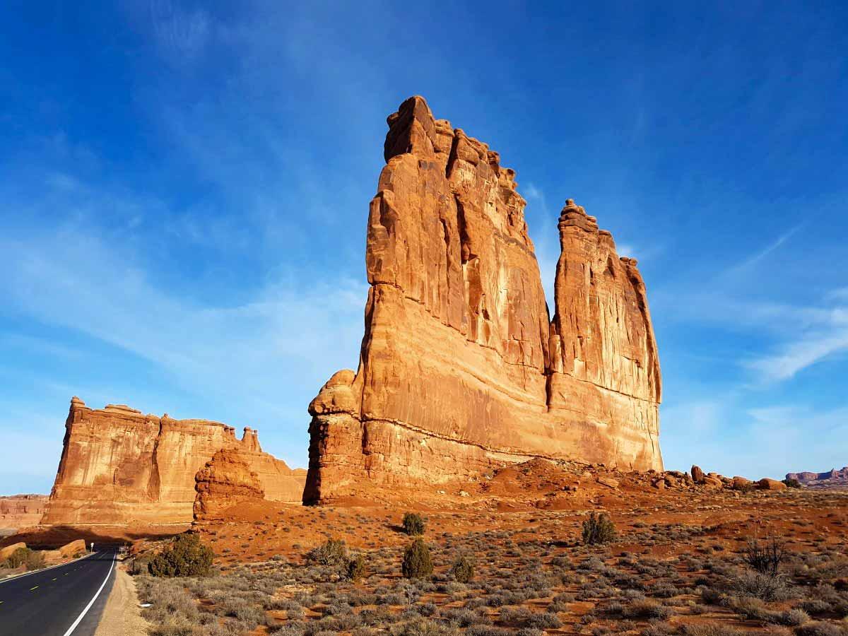 Arches, Utah: národný park USA rozhodne stojí za návštevu