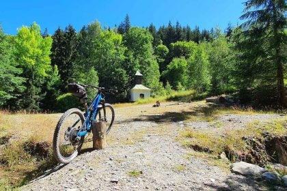 MTB: Barborská cesta bicyklom za dva dni