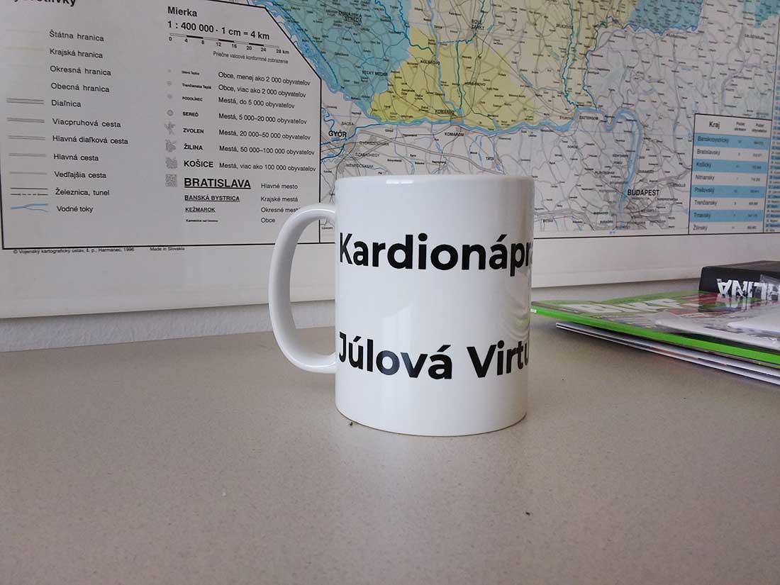 VVV - Veni vidi vici alebo virtuálna víkendová výzva Kardionápravníka vo výsledkoch