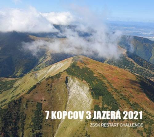 7 kopcov 3 jazerá 2021 ebook