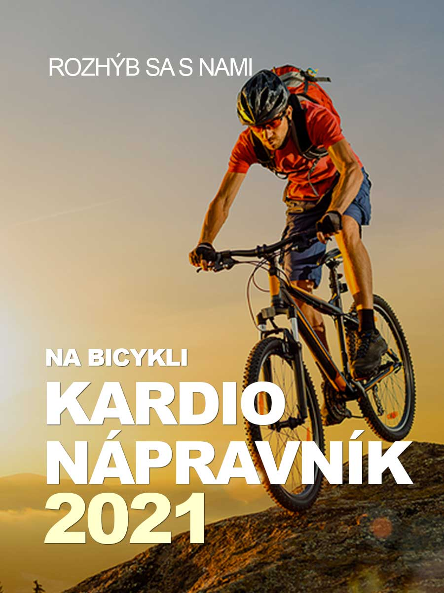 Kardionápravník 2021 na bicykli