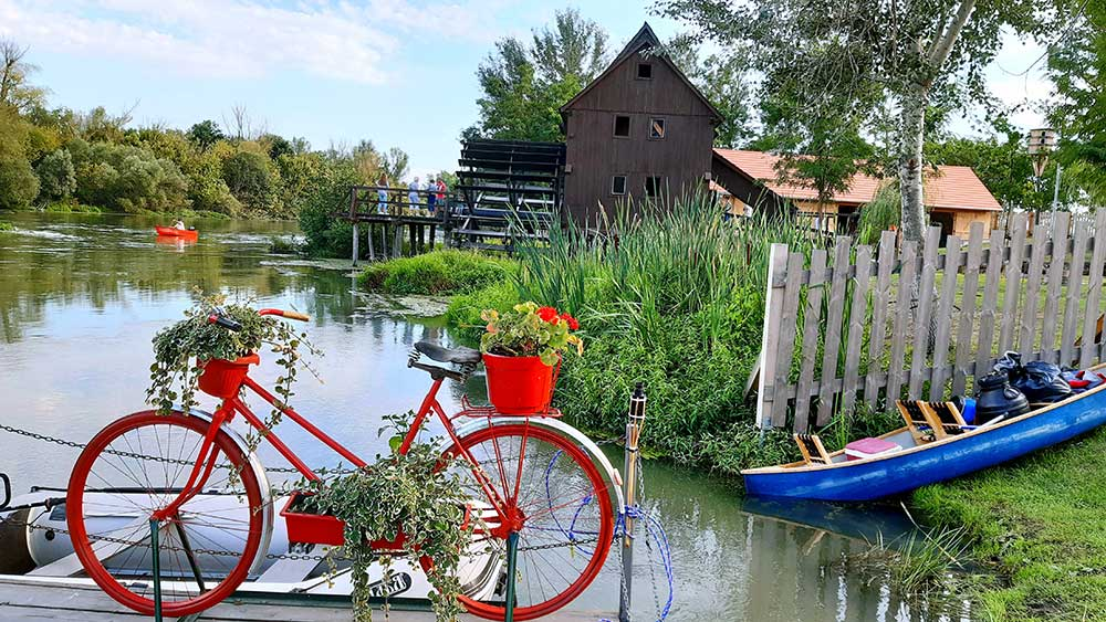 (Ne)tradičný rok pri Malom Dunaji