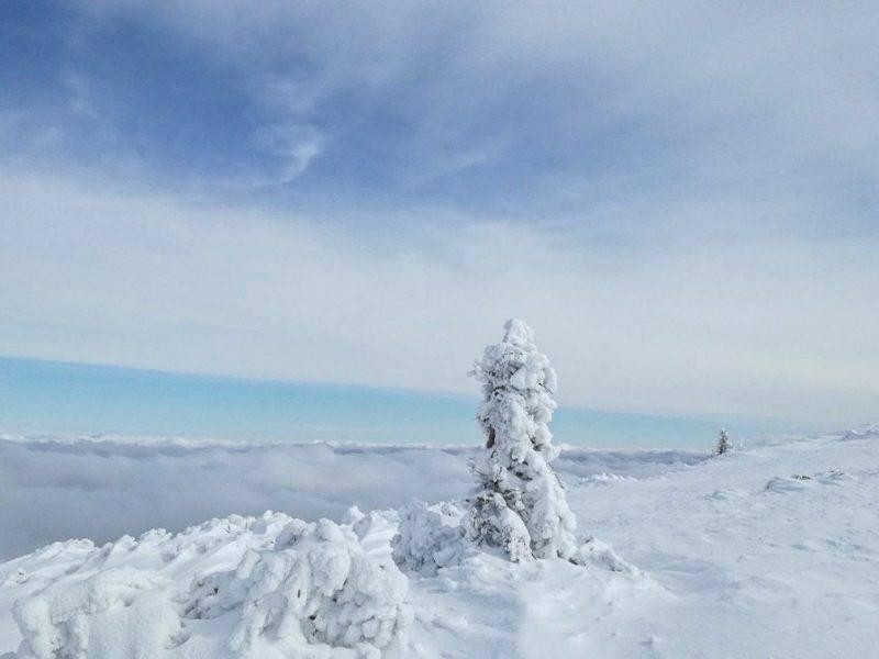 Hrebeňom Nízkych Tatier z Liptovskej Lúžnej až na Ďurkovú